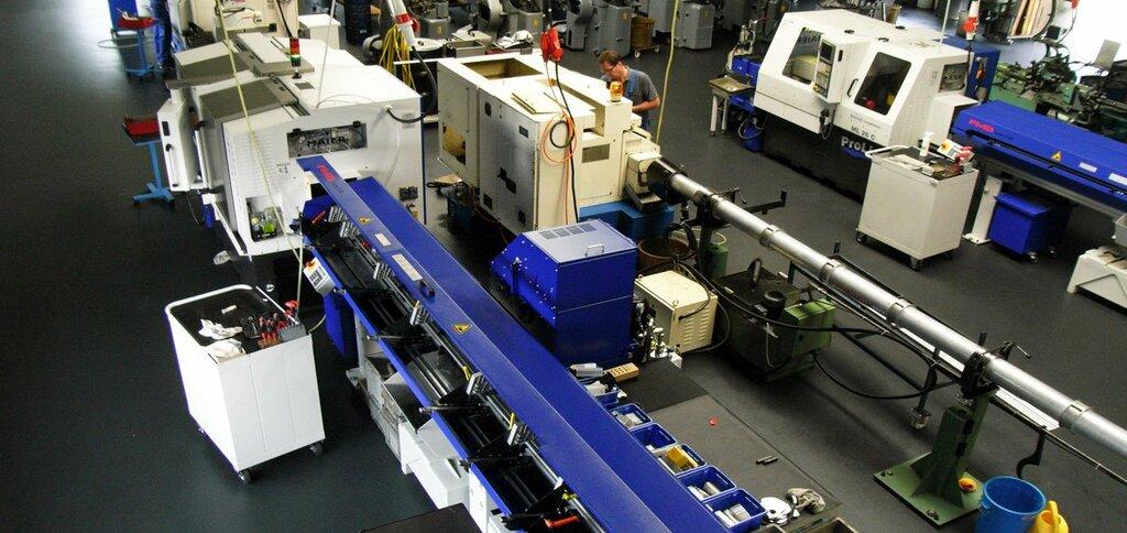 доставка промышленного оборудования из германии