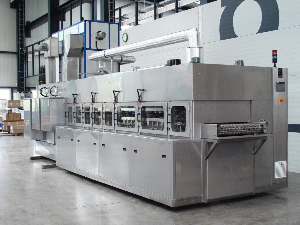 Доставка промышленного оборудования из германии в россию