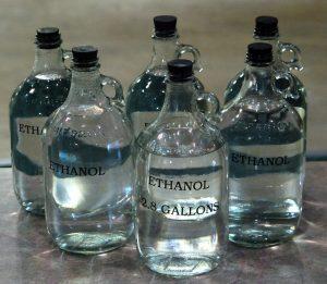 таможенное оформление этилового спирта