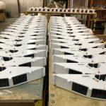 Доставка солнечных батарей из германии