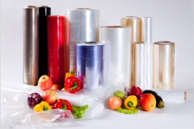 Доставка пищевой пленки в рулонах для производства из Германии под ключ