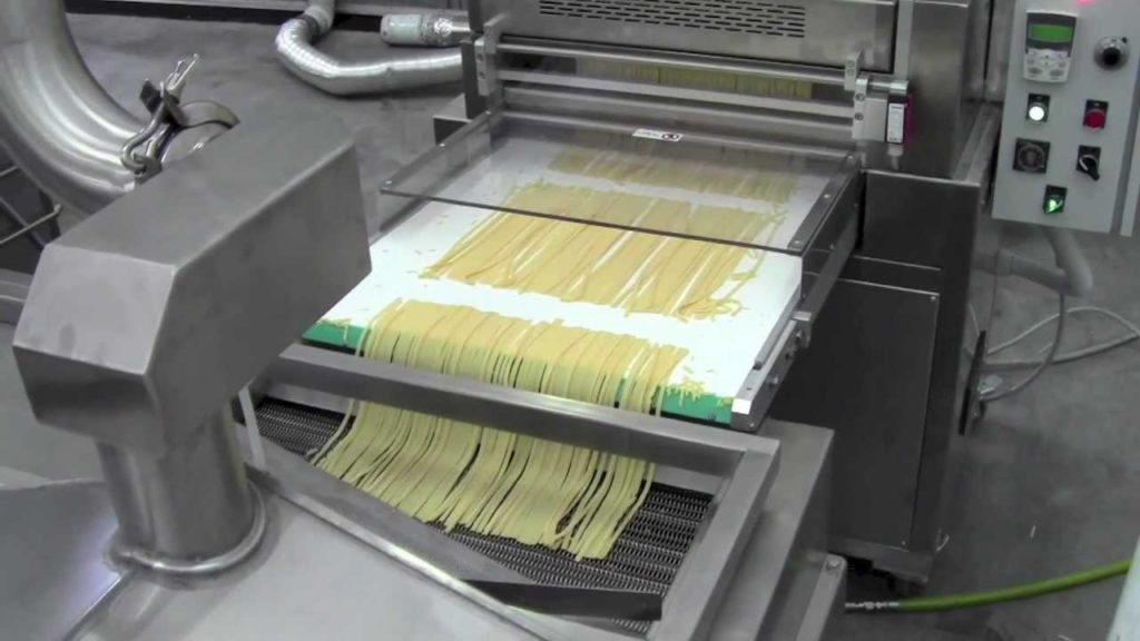 Доставка запчастей для макаронных, кондитерских и упаковочных линий из Италии под ключ