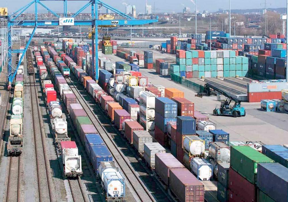 Все о железнодорожных перевозках из Европы